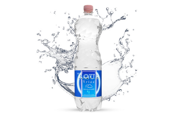 Aqua friss, non-carbonated drinking waters