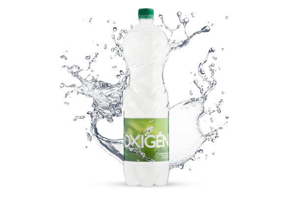 AQUA OXIGÉN PLUSZ, oxygenated water